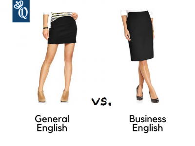 General English VS. Business English