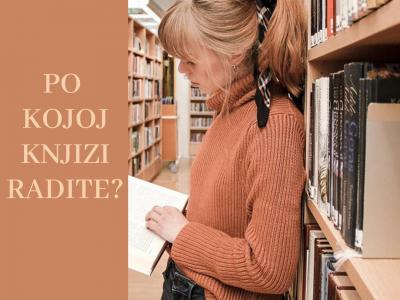 Po kojoj knjizi radite?