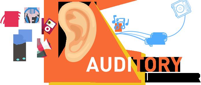 auditivni tip učenika