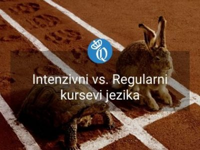 Intenzivni vs. Regularni kursevi jezika