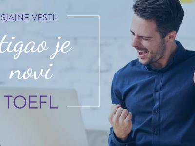 Još bolje TOEFL iskustvo