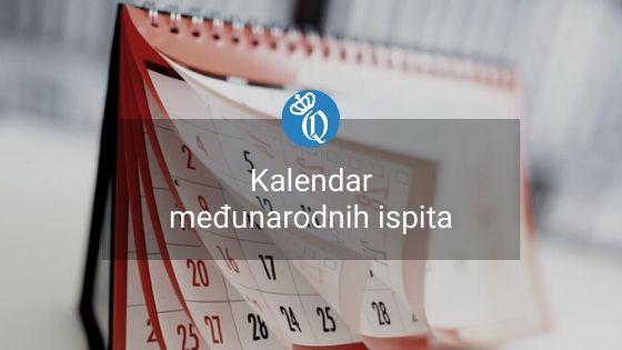 kalendar ispita