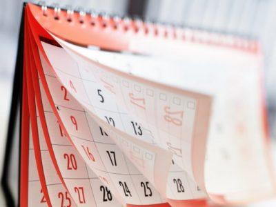 Kalendar međunarodnih ispita