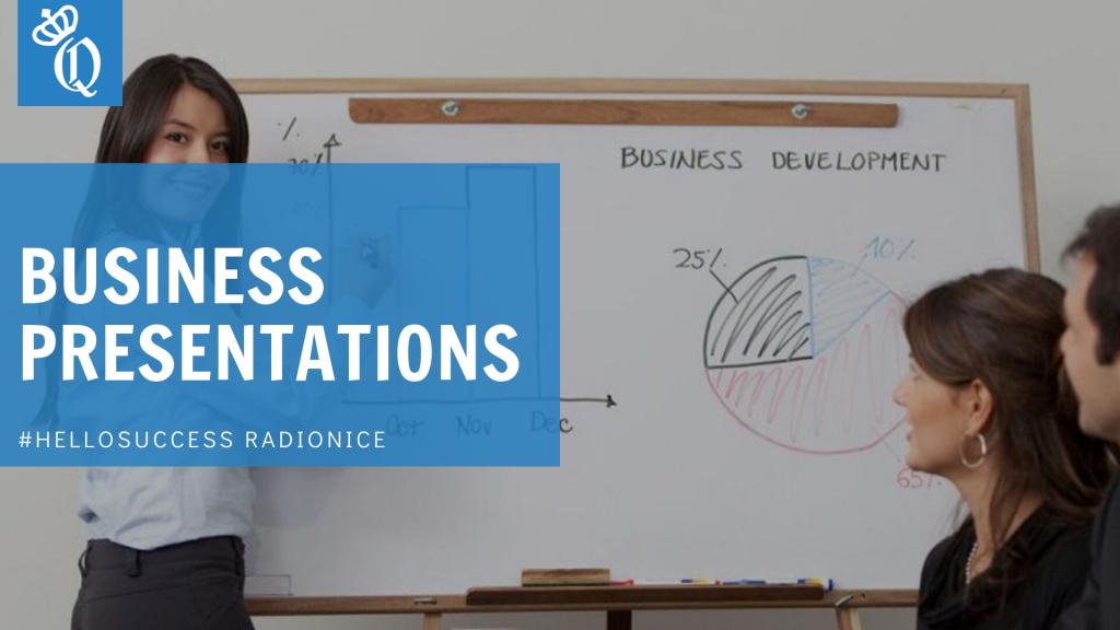 prezentacija biznis plana