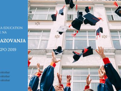 Ove jeseni Queen Victoria Education učestvuje na sajmu obrazovanja STUDY EXPO u Sarajevu, Podgorici i Tirani