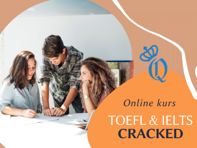 Online Crash course – TOEFL and IELTS cracked!