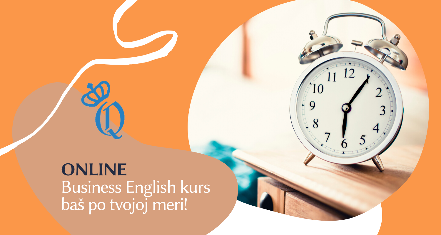 Online Business English