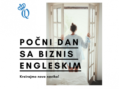 Online Business English kurs