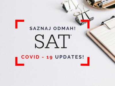SAT Covid-19 Updates