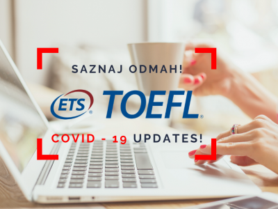TOEFL Covid-19 Updates