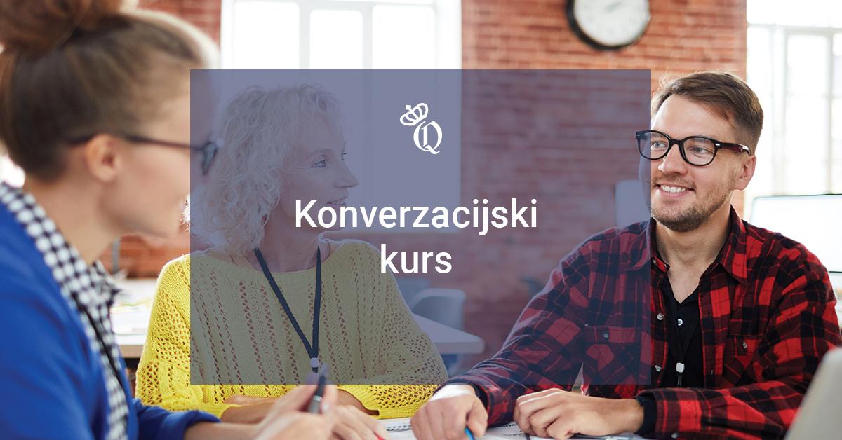 online konverzacijski kurs engleskog