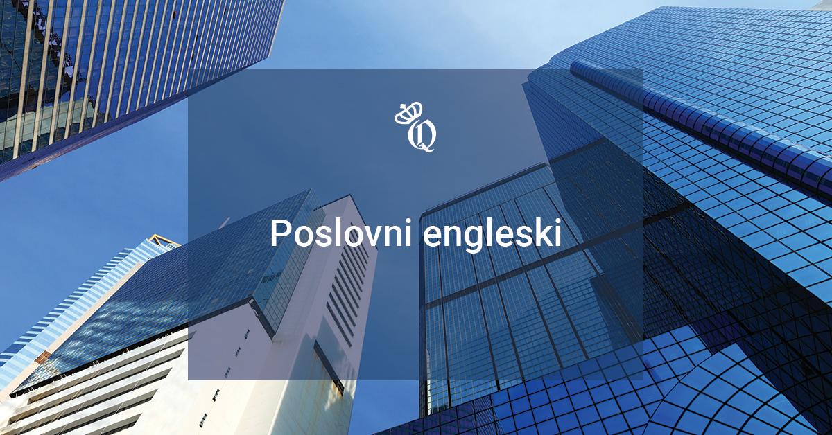 poslovni engleski biznis engleski