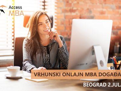 Online Access MBA – upoznajte vrhunske univerzitete