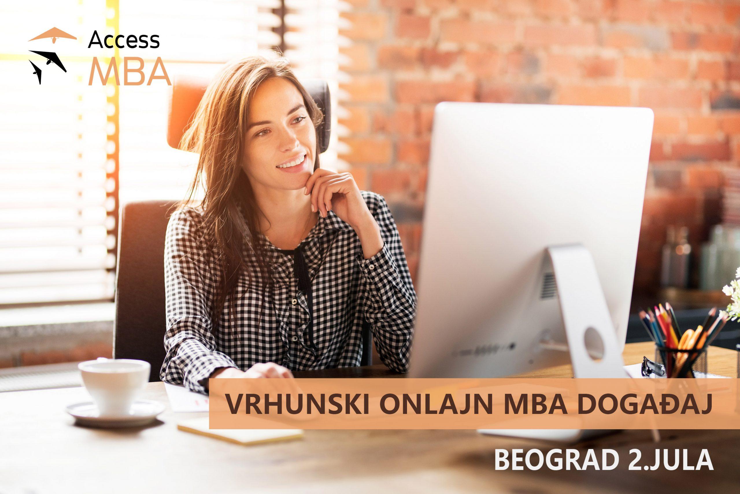 Access MBA upoznavanje sa univerzitetima studije u inostranstvu