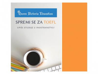 Spremi se za TOEFL – upiši studije u inostranstvu!