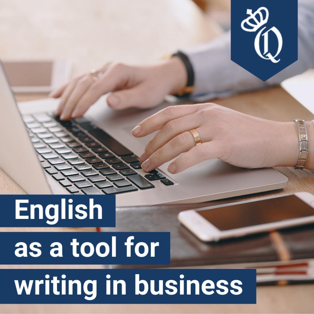 poslovno pisanje na engleskom